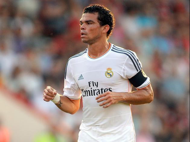 Pepe in fitness race ahead of final