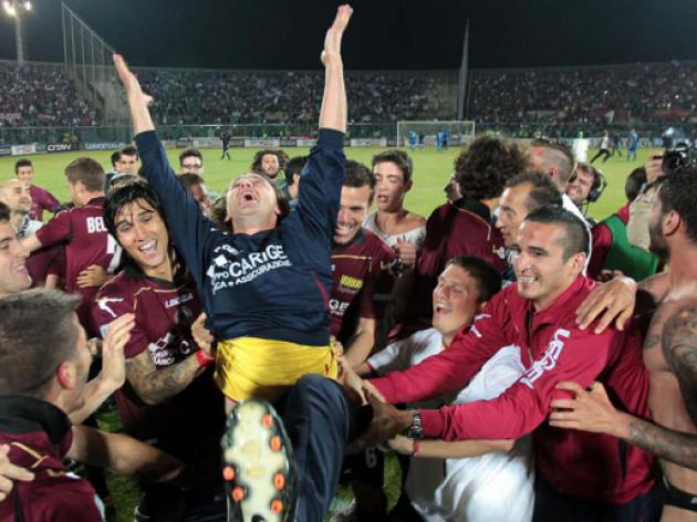Livorno seal final spot in Serie A