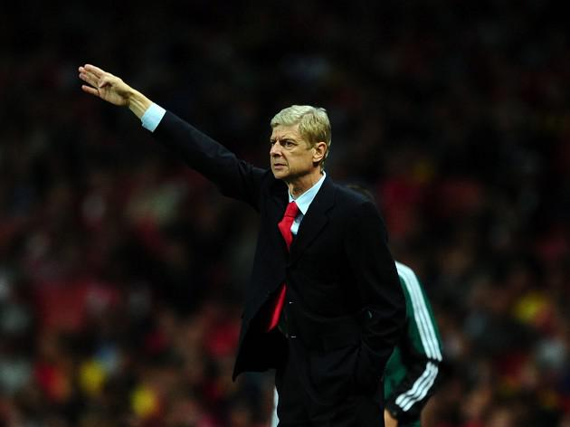 Arsene Wenger says, 'We shone under pressure'