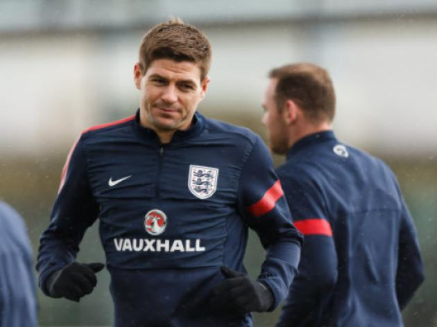 Squad competition pleases Gerrard