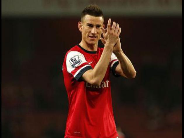 New Arsenal deal for Koscielny
