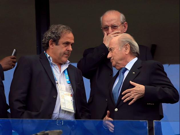 Platini set to make FIFA decision