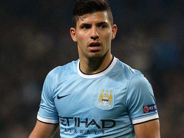 Man City boss Pellegrini optimistic over Aguero return