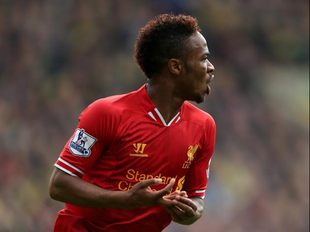 Champions League excites Sterling