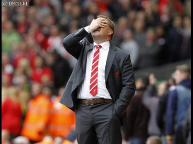 Rodgers: Reds have been wronged