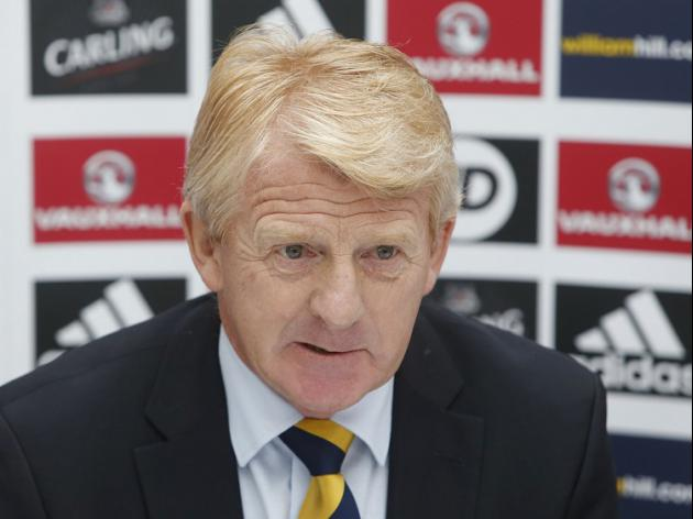 Strachan stays silent on Moyes