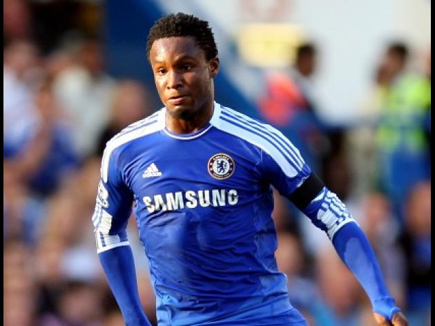 Mikel shrugs off Nigeria lateness fine