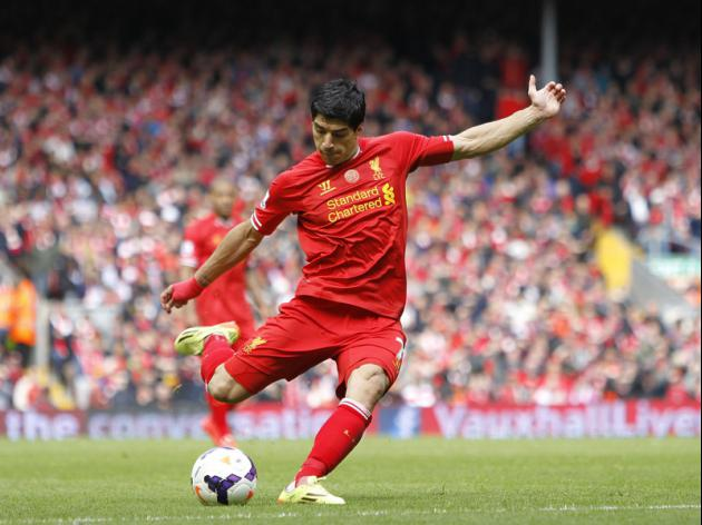 It's official, Luis Suarez signs for Spanish giants Barcelona from Liverpool