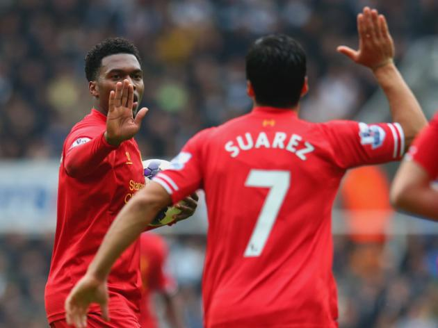Liverpool, Manchester United or City: who has the best double act?
