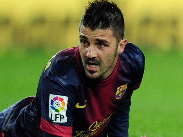 Arsenal Should Look To Sign Barcelona Star David Villa This January