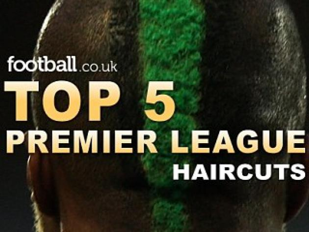 Top 5 Premier League haircuts