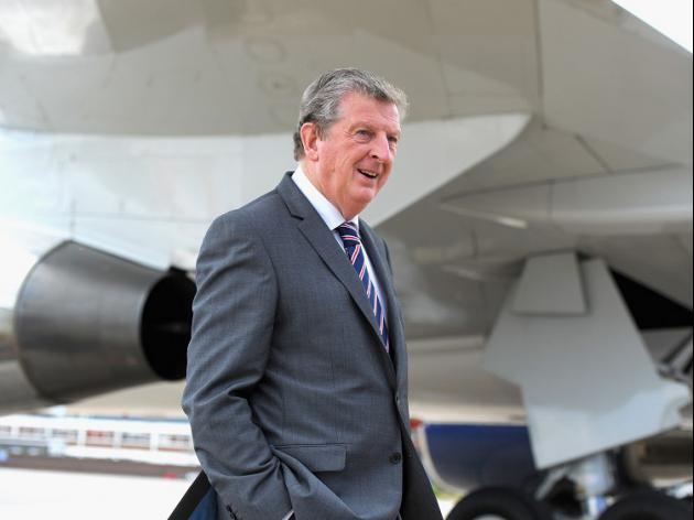 Hodgson: England will be on song