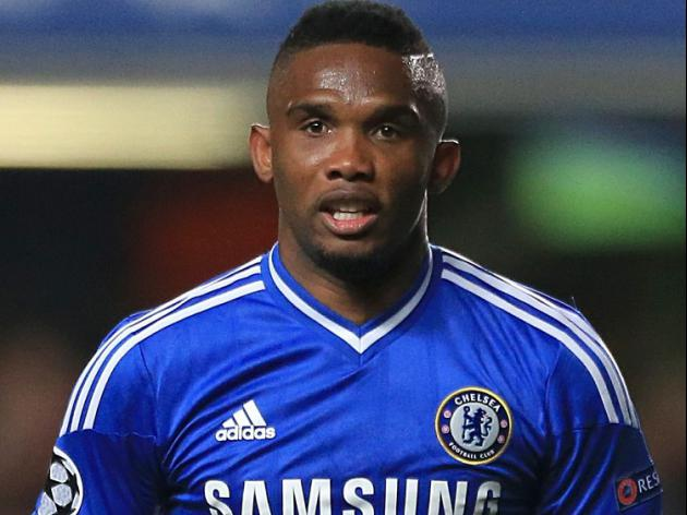 Everton close in on Eto'o deal