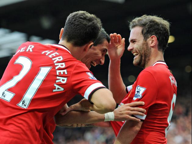 Louis van Gaal tells Manchester United's Spanish speakers to learn English