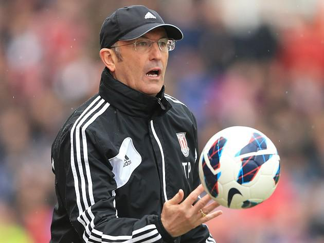 Pulis not bowed by survival scrap