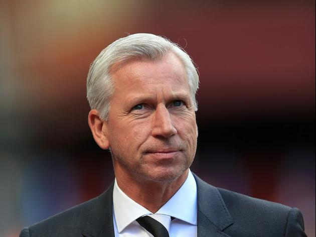Pardew: New faces trying too hard