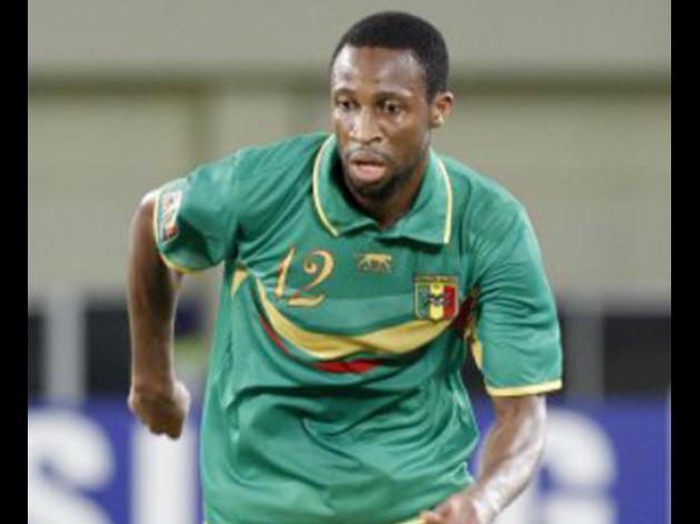 Seydou Keita feels Mali pressure