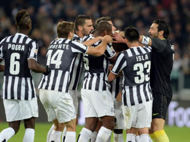 Under-strength Juve look to seize top spot