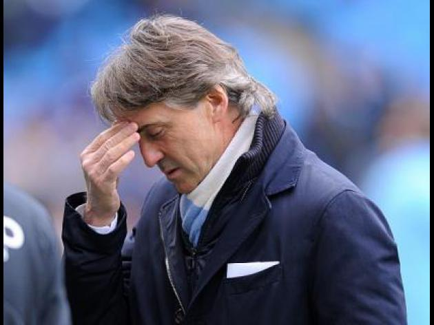 Mancini sacked because he 'failed to meet targets'