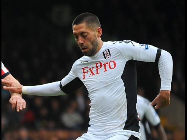Dempsey having Spurs medical