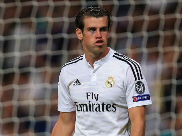 Bale doubtful for Liverpool game