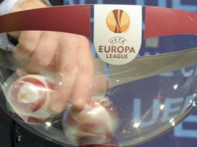 Europa League Play-Off Draw: LIVE