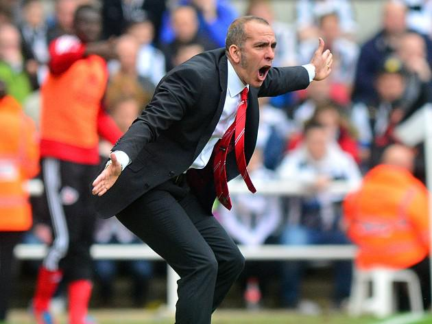 Di Canio wants to earn hero status