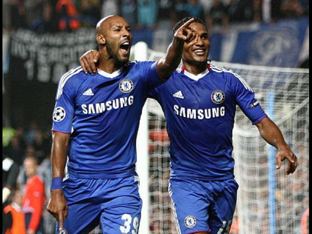 Spartak Moscow 0-2 Chelsea: Report