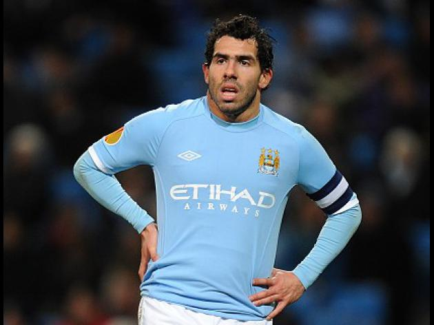 City stand firm over Tevez