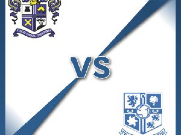 Tranmere Rovers away at Bury - Follow LIVE text commentary