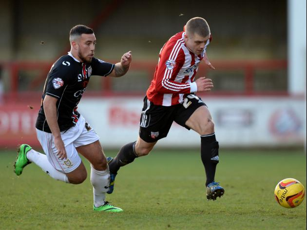 League One FTBpro PFA Fan Player Of The Year Contender: Jake Bidwell - Brentford