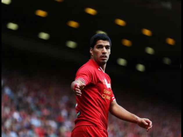 Suarez to miss friendly with injury
