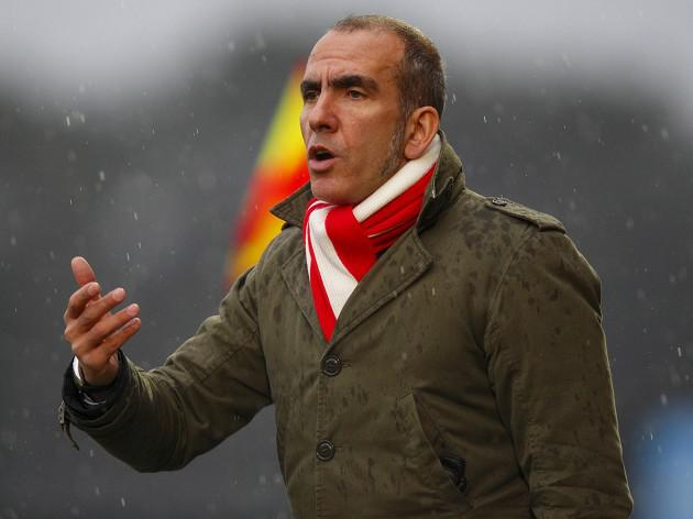 Racism talk is stupid - Di Canio