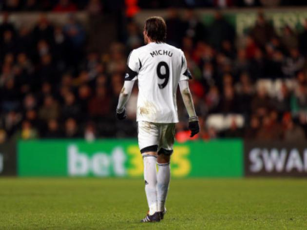 Will Michu follow Laudrup to Spurs?