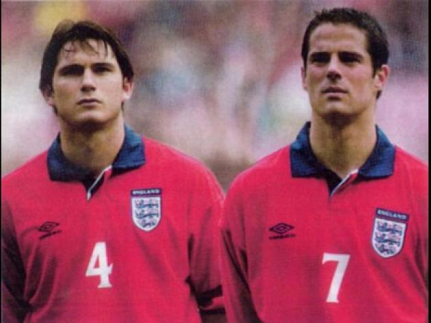 Jamie Redknapp on Frank Lampard: We started out using grandad's back yard
