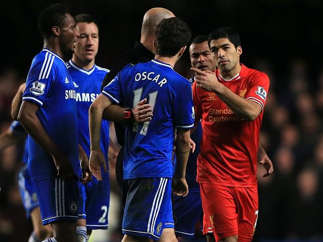 Mou: Diving Suarez showed wild side