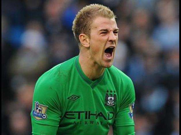 Joe Hart calls for Man City response