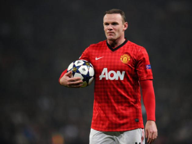 Manchester United's Wayne Rooney May Play Second Fiddle Once More at Chelsea