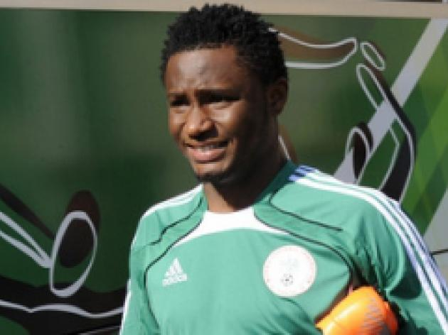 Mikel pulls out of World Cup squad
