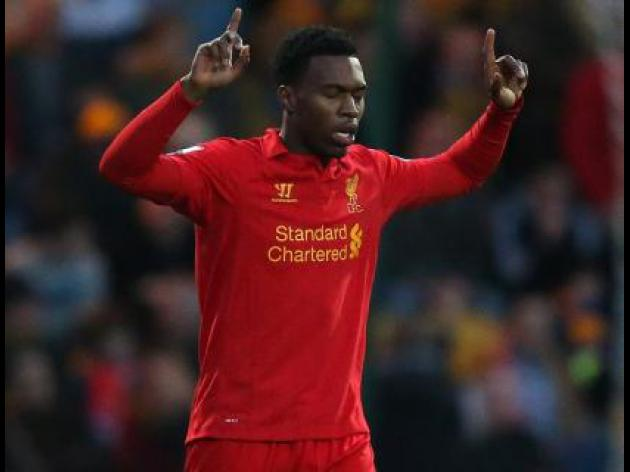 Carragher hails Sturridge presence