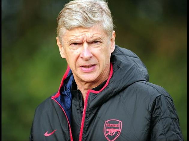 Virus causing concern for Wenger