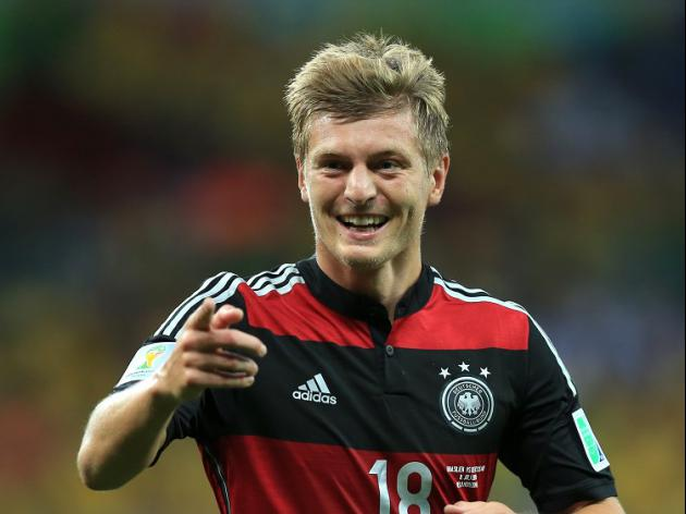 Kroos brings winning habit