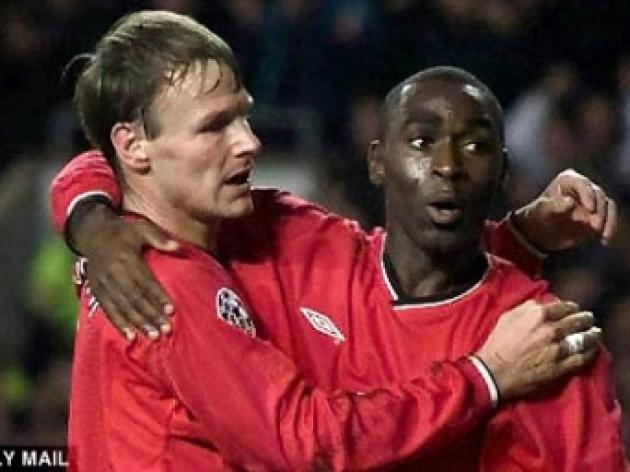 Revealed: Andy Cole confesses real reason behind hatred for Sheringham