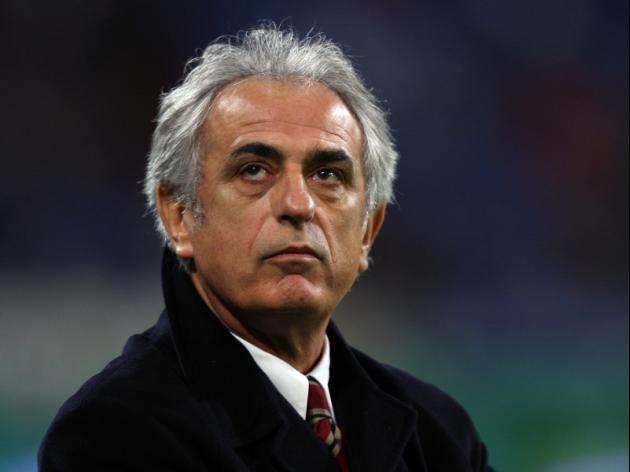 Halilhodzoic calls time on Algeria job