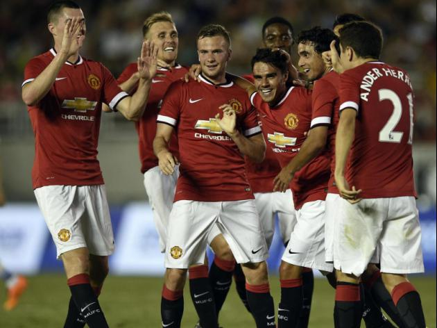 Manchester United prove why the MSL is an apprentice league