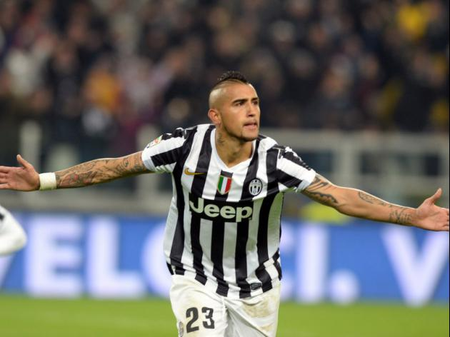 Vidal: A perfect fit for Manchester United