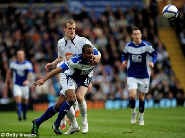 Fulham's 3.5m bid for Cameron Jerome rejected by Birmingham