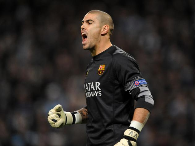 Valdes rocked by major knee injury