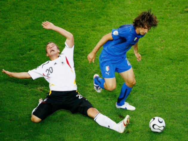 Germany Vs Italy: Head to head stats
