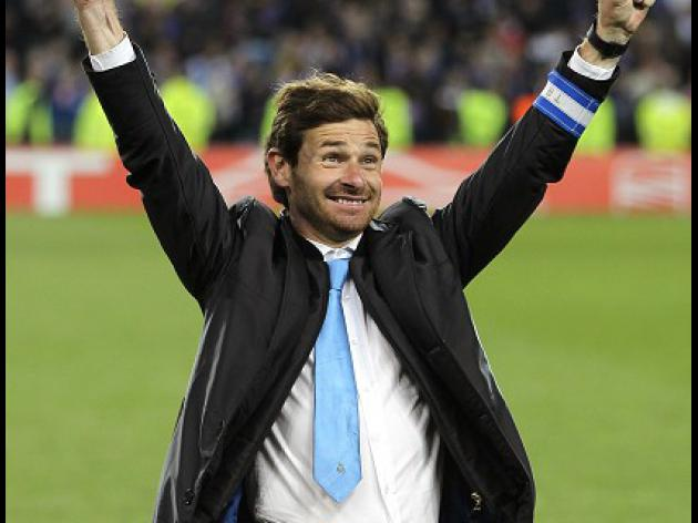 Villas-Boas targets more trophies